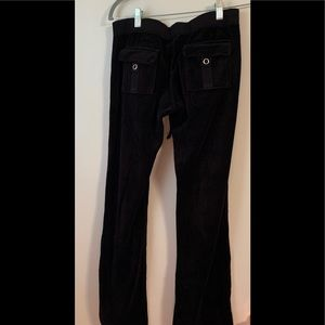 Juicy couture track pants size M
